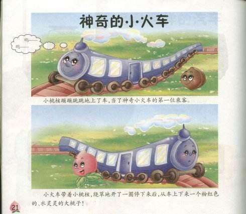 火车的故事