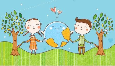 幼儿环保故事