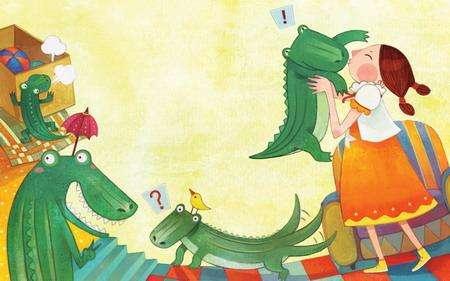 鳄鱼的故事