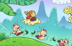 猪八戒吃西瓜