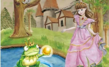 童话青蛙王子