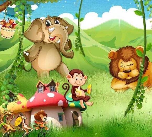 动物王国的游戏