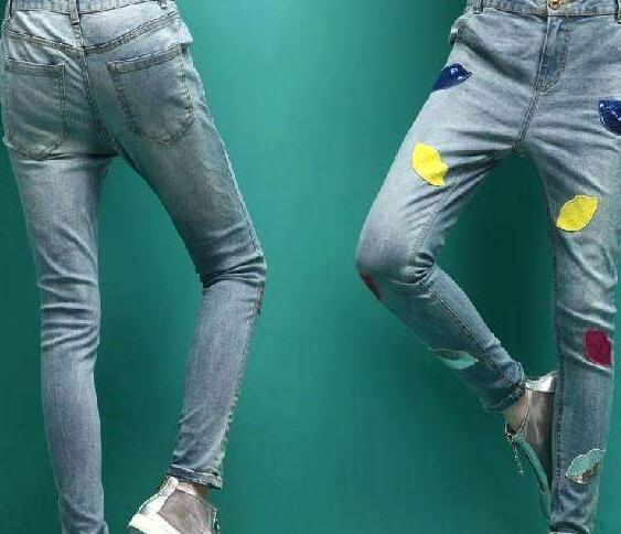 新裤与旧裤