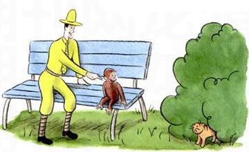 好奇小猴乔治